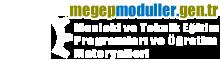 9. 10. 11. 12. Sınıf Megep Ders Modülleri ve Kitapları